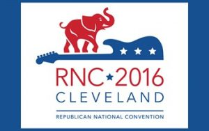 Republican National Convention, Cleveland, OH 2016