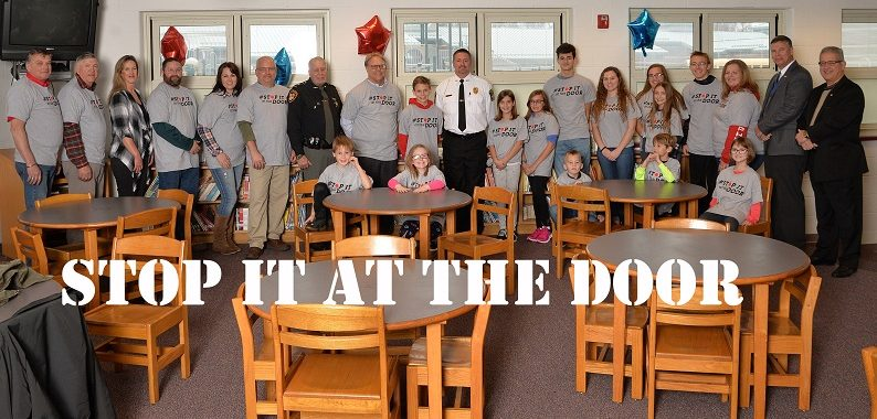 Crestwood Schools - Stop It at the Door
